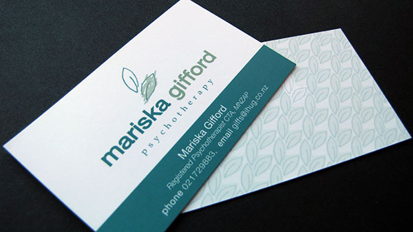 Logo and  Business Card Design / Mariska Gifford