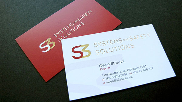 Logo and Business Card design / S3